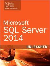 MICROSOFT SQL SERVER 2014 UNLEASHED NEW PAPERBACK BOOK