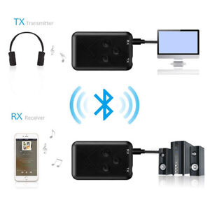 Networking 3.5mm Wireless 2 In 1 Bluetooth 4.2 Receiver Transmitter Receiver Adapter Music A2dp For Computer Tablet Pc Tv Mp3 Usb Bluetooth Adapters/dongles