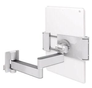 Tablet-Wandhalterung-A11-Halterung-fuer-Apple-iPad-1-2-3-4-5-Wandhalter-Drehbar