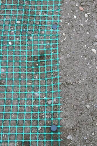 Nägel HaGa® 15 Stück Erdanker Bodenanker Erdspieß Unkrautvlies Maulwurfgitter