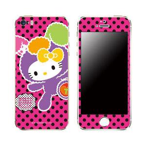 Skin-Decal-Sticker-iPhone-Galaxy-Universal-Mobile-Phone-Vivid-Rabbit-Black-Dots
