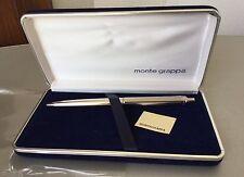 Vintage Penna Pen Montegrappa  RODIO Monte Grappa #NIB