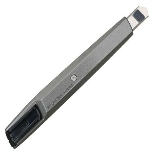 NT-Cutter A300 Grip 9 mm Aluminiumgehäuse anthrazit