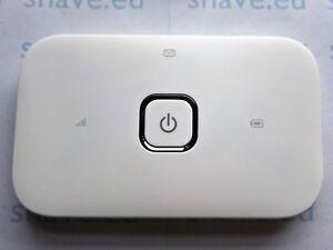 UNLOCKED-Vodafone-R216-E5573-4G-LTE-mobile-broadband-Wi-Fi-router-Mi-Fi-white