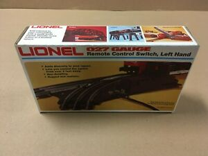 Vintage-1980-039-s-Lionel-027-Gauge-Remote-Control-Switch-Left-Hand-6-5121