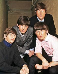"The Beatles Photo Print 14 x 11/"""