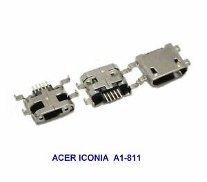 Acer Iconia A1-811 CONNECTEUR CHARGE MICRO USB A SOUDER (46A) b4EIznGR-08151214-782712230
