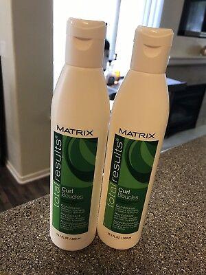 Matrix Curl Bounce Shampoo And Conditioner Ebay
