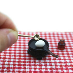 1-12-Miniature-Stirring-spoon-ice-cream-scoop-dollhouse-diy-accessories-H