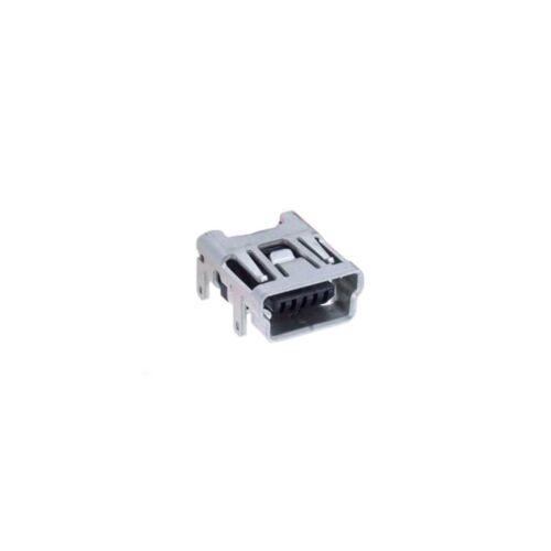 mini B 2.0 5-bit right angle HRS connector 10PCS X UX60-MB-5S8 socket USB