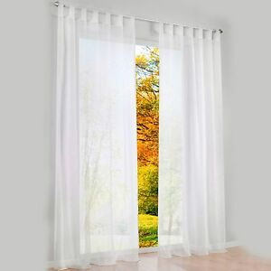 pcs sheer curtain blackout curtains for bedroom ebay