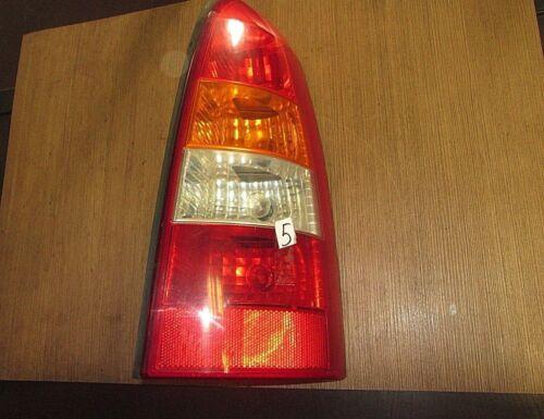 1 von 1 - Opel Astra G Rückleuchte rechts 393032 Bj.97-04