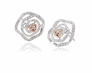 Nuovo Gallese Clogau Bianco Amp Rose Gold Royal