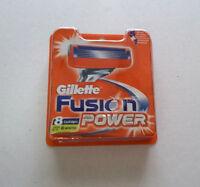 Gillette Fusion Power (8) Pack Razor Blades.