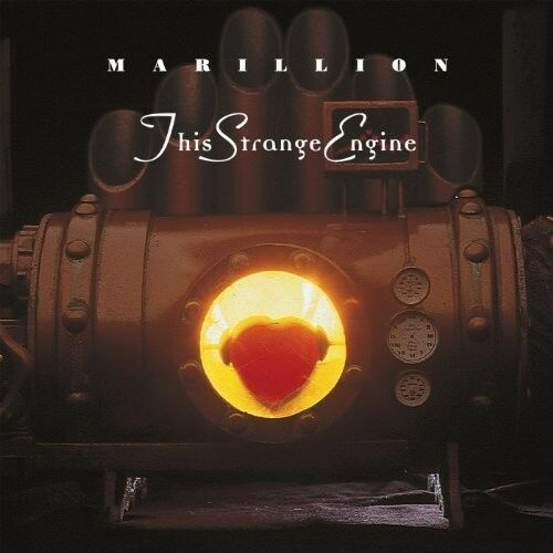 Marillion - This Strange Engine [New CD]