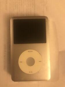6th Generation Ipod Classic Silver 160gb Ebay
