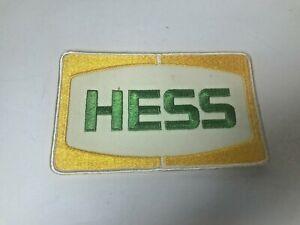 Hess-Patch-Embroidered-Oil-Gas-Station-Garage-Truck-Car-Vintage-Sign