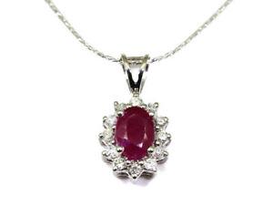 1-14ct-Ruby-amp-Diamond-Necklace-in-18K-amp-14K-White-Gold