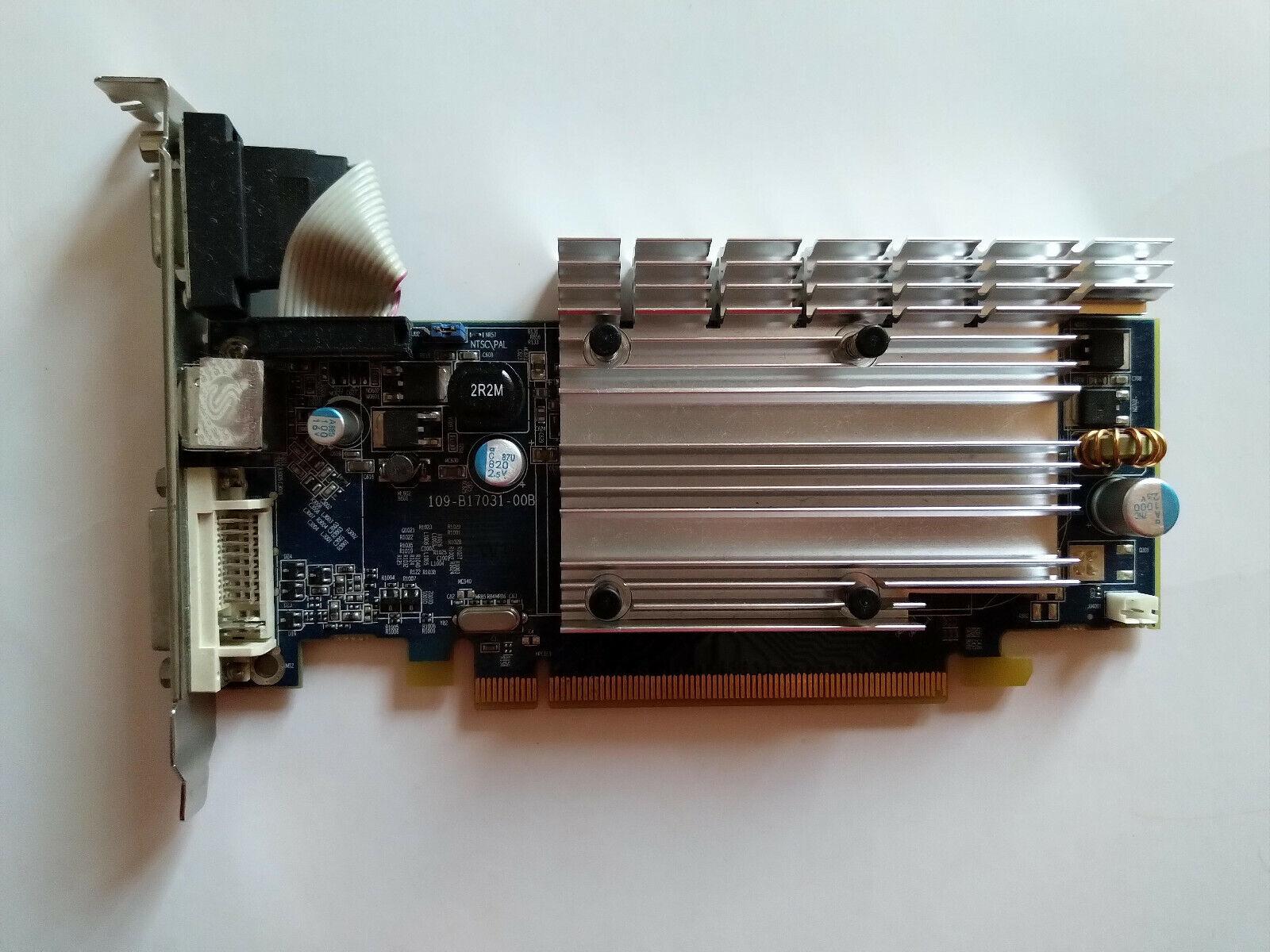 Sapphire ATI HD3450 512MB