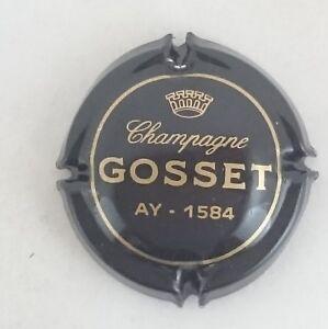 Capsule de champagne GOSSET 39. grand rosé