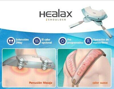 Массажер healax ishoulder цена вакуумный упаковщик производители