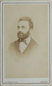 Ch-Reutlinger-Parigi-Artista-Francia-Carte-de-visite-CDV-Foto-Albumina-1871