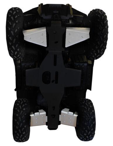 Polaris SPORTSMAN 570 4-PIECE ALUMINUM A-ARM /& CV BOOT GUARD SET-Rock Guards