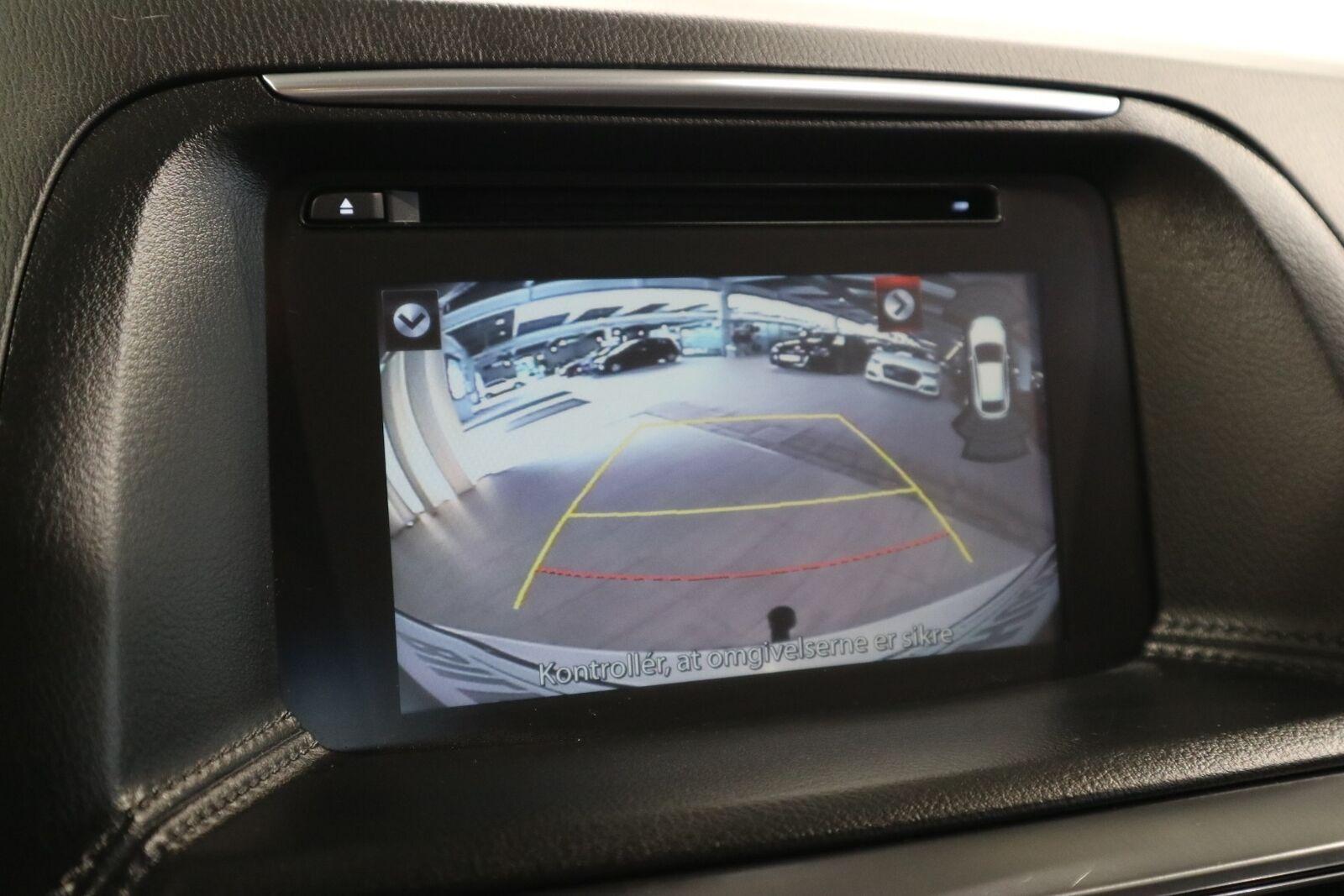 Mazda CX-5 2,2 SkyActiv-D 175 Optimum aut. AWD - billede 8