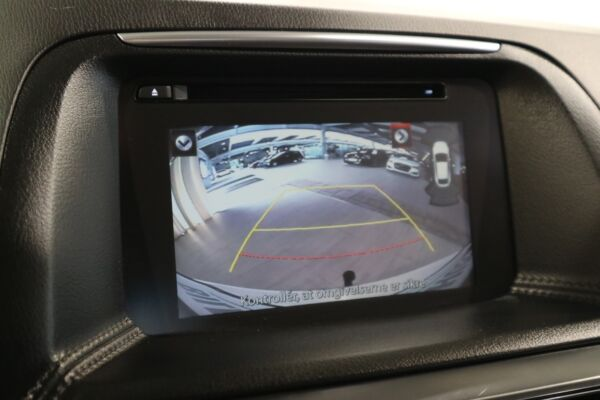 Mazda CX-5 2,2 SkyActiv-D 175 Optimum aut. AWD billede 8