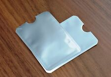 2 x RFID-Blocker Kreditkarten Geldkarte Schutzhülle Perso Bankkarte EC