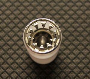 new 7 8 custom lightsaber blade plug mechanical open design silver