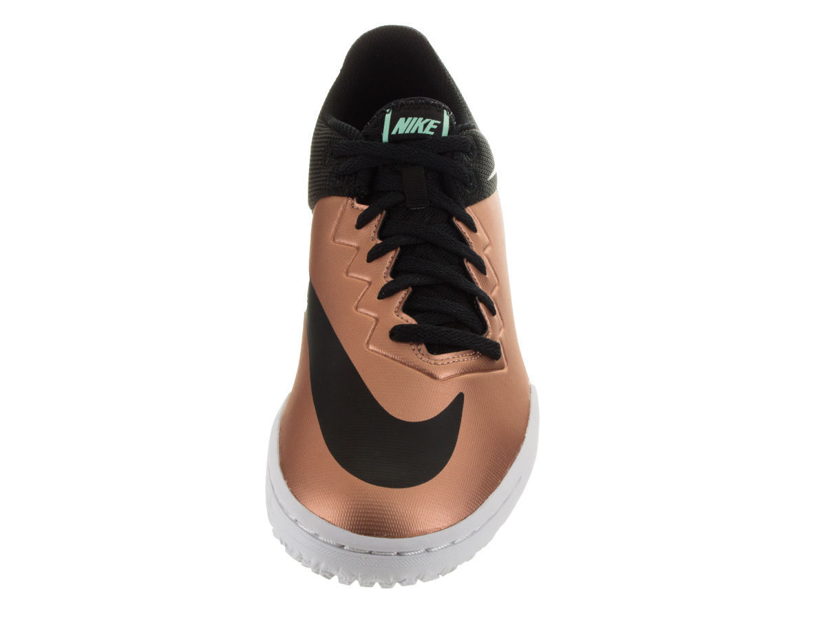 NIKE HYPERVENOMX PROXIMO IC TURF BRONZE SOCCER MEN SHOES 749903-903 SIZE 9 NEW