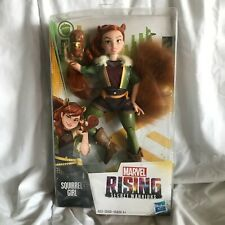 Marvel Rising Secret Warriors Figures Squirrel Girl Unopened Sealed In Box