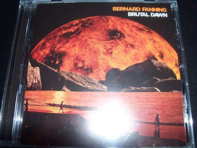 Bernard Fanning (Powderfinger) Brutal Dawn (Australia) CD – New
