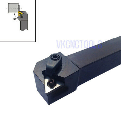 MTGNR1616H16 16×100mm Right Cylindrical turning tool holder For TNMG1604 inserts
