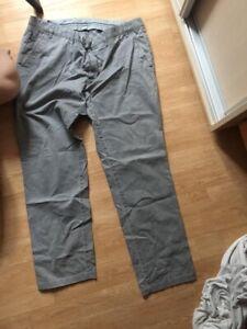 Chinos, Sunwill bukser grå, str. 58