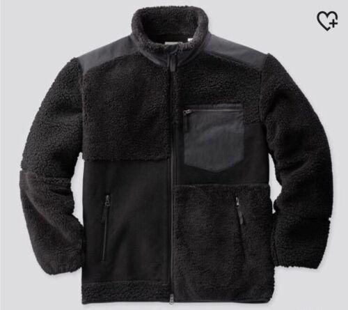 UNIQLO Engineered Garments Fleece Combination Jacket Japan F//S