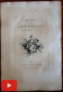 Moliere-Boucher-engraved-prints-x-35-Lemerre-portfolio-women-interiors-domestic