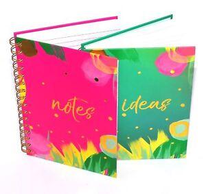 Design at Random 1x A5 Lined Notepad Notebook Journal
