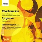 Konzertrhapsodie/Sonata-Monologue/+ von Buribayev,Udagawa,Royal Philharmonic Orchestra (2012)