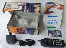 Original Nokia 5110 NEU OVP Kult Handy Autotelefon für Mercedes Audo VW BMW NEW