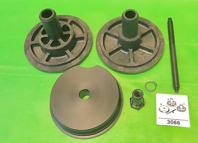 VW Audi 3066 Differential Axle Seal Install Tool Kit OEM Tool Made In Germany