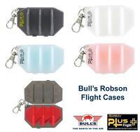 Bulls Robson Plus Flight Case - 4 Colours To Choose - Compact Flight Case