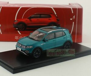 1:43 Scale VW Volkswagen TACQUA Diecast Car Model