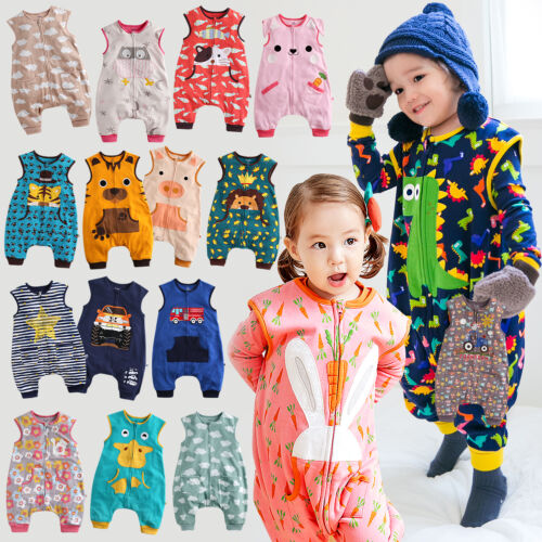 "Vaenait Baby Kids Pjs Clothes Blanket Sleepsack Set ""Cotton 34Style"" 17T"