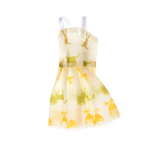 10 pcs  Beautiful Handmade Party Clothes Fashion Dress for  Doll NIBP