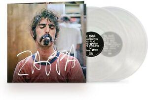 Frank Zappa - Zappa (Original Motion Picture Soundtrack) (New Clear Vinyl LP)