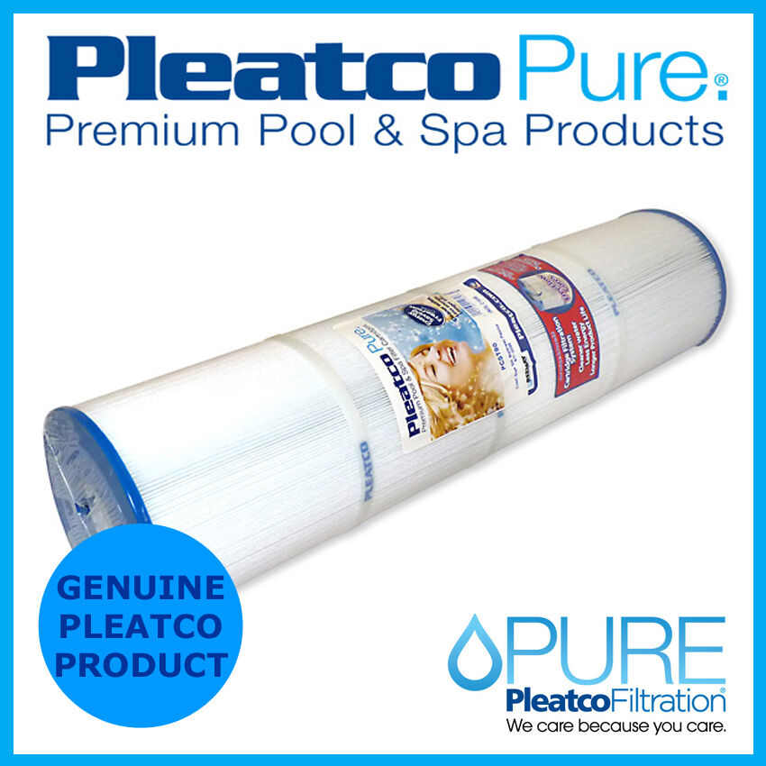 Pleatco PCST 80 Spa & Jacuzzi Filtro para vía navegable plásticos, Catalina, costa balnearios