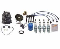 Tune-up Kit Cap Rotor Ngk Wires-spark Plug Pcv 94-97 Honda Accord Ex F22b1 on Sale