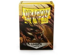 Umber-Matte-100-ct-Dragon-Shield-Sleeves-Standard-Size-FREE-SHIPPING-10-OFF-2